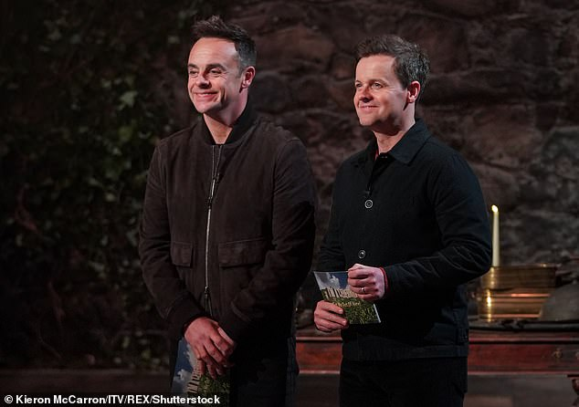 'It's a waiting game':I'm A Celebrity will reportedly not know if it's able to a return to Australia for the upcoming 2021 series until September (Ant and Dec pictured atGwyrch Castle in 2020)