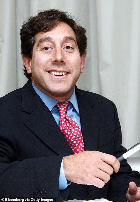 Warren G. Lichtenstein