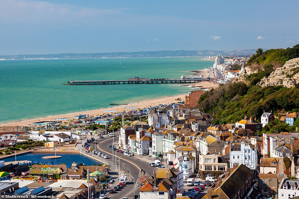 Seaside fun: Hastings makes for a nice beach break and has charming surrounding towns that are worth exploring