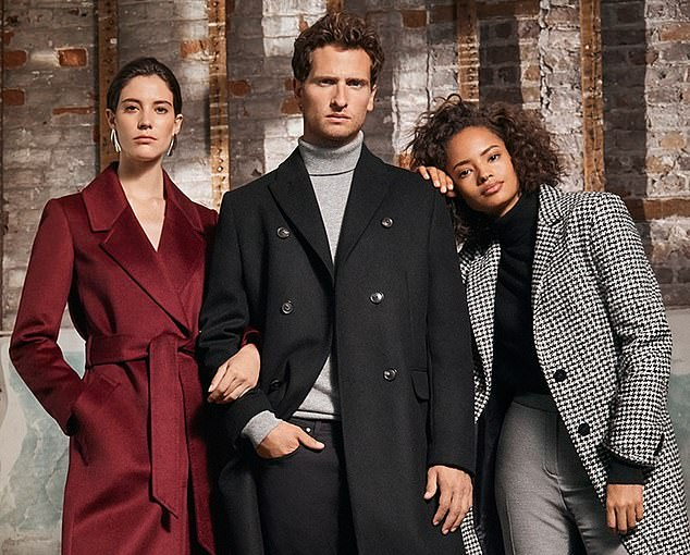 Strategy: Jaeger is hoping to maintain independence from its owner Marks & Spencer