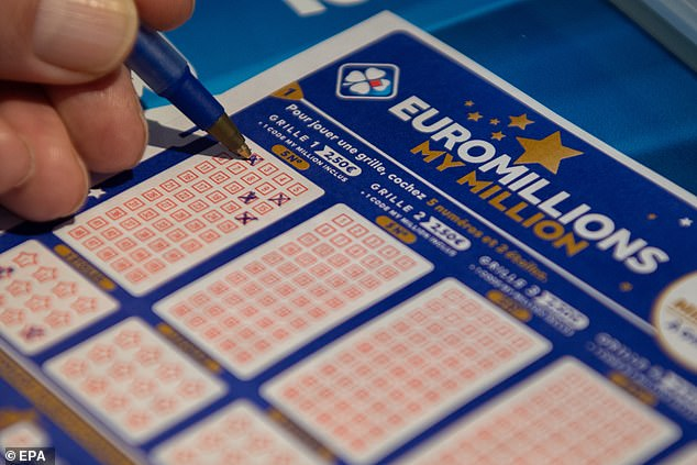 A lucky ticket holder has come forward to claim the £122m EuroMillions jackpot to become the UK's fifth biggest lottery winner
