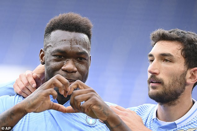 Lazio would go on to score an 89th minute winner as Felipe Caicedo scored with a penalty