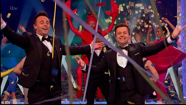 Sad: Ant and Dec's Saturday Night Takeaway viewers were left devastated as the current series came to an end