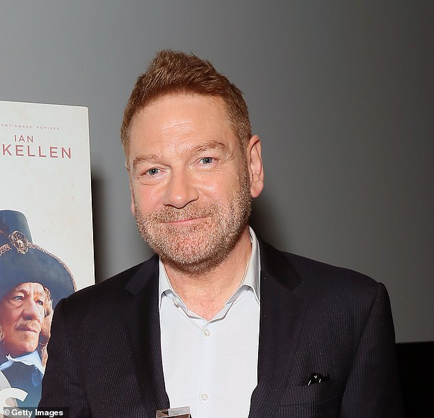 Sir Kenneth Branagh, 60, is transformed for his role in Sky Atlantic drama This Sceptred Isle