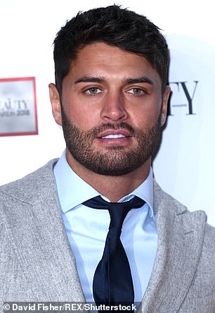Pictured:  Mike Thalassitis, before he died by suicide aged 26 in 2019