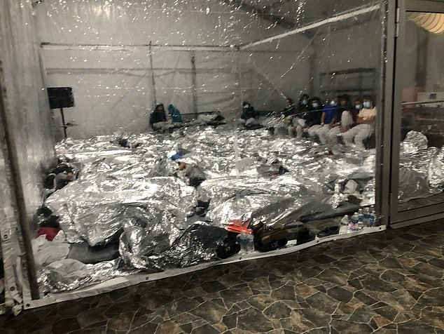 Graham is just one among a number of politicians - both Republican and Democrat - who have expressed concerns that overcrowded migrant detention facilities could be fueling the spread of the coronavirus