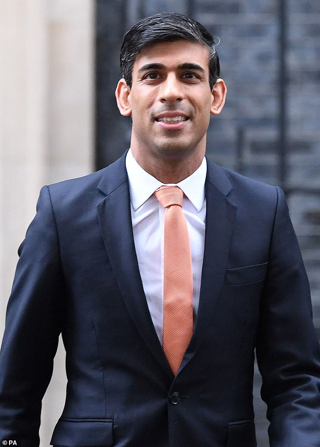 The ¿smoking gun texts¿ which Cameron sent to Rishi Sunak were to the Chancellor¿s private phone