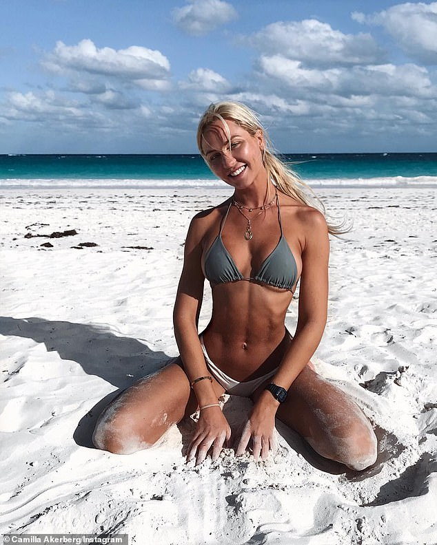 Personal trainer and model Camilla Akerberg has revealed the easy full-body workout behind her enviable physique