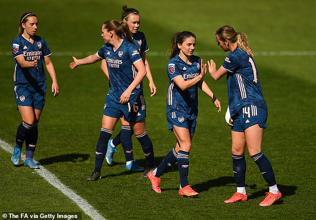Arsenal have fallen behind big-spenders Chelsea and Manchester City in the WSL