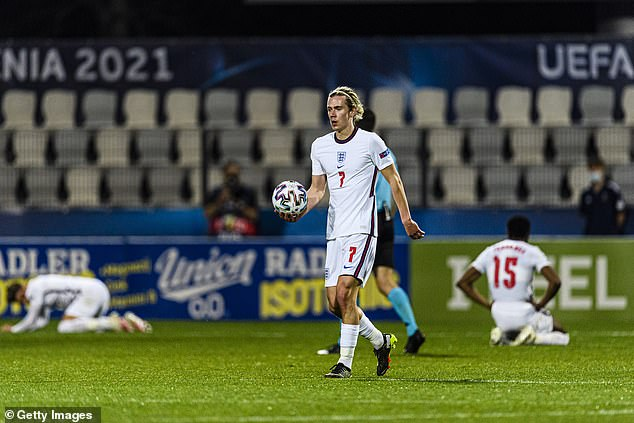 England's messy under-21 Euro's campaign even struggled to conduct proper Covid-19 testing