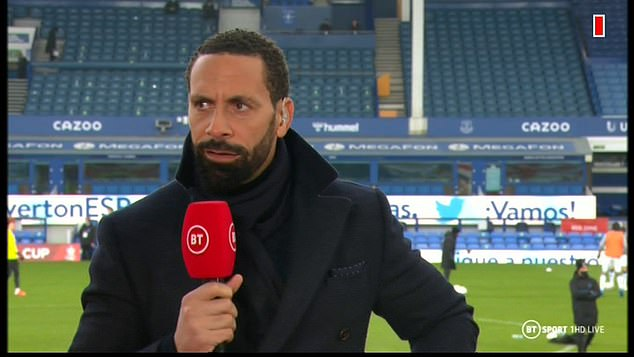 Rio Ferdinand has claimed that he fancies Liverpool to go on a run and claim a top-four finish