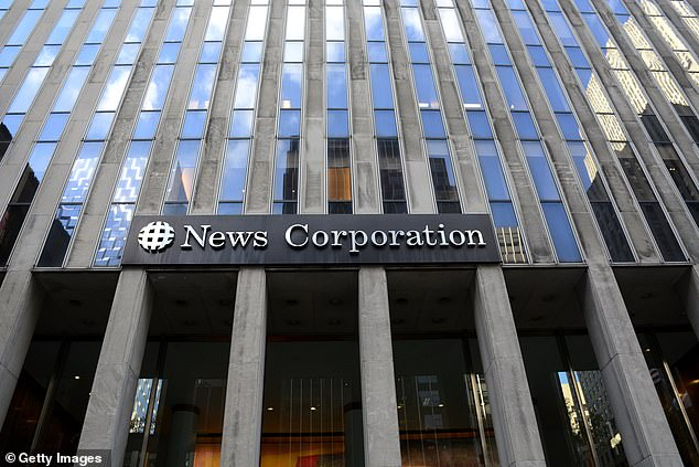Fox Corp insiders told the New York Times that Lachlan's move intensified Dinh's power in the company (file photo)