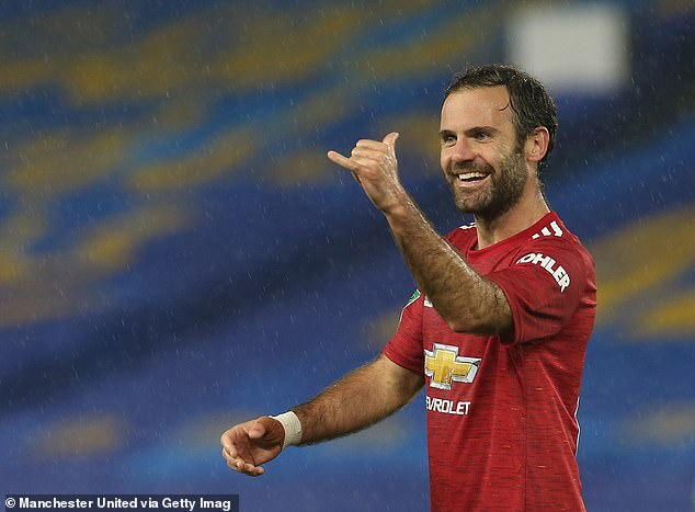 Juan Mata is set to earn a surprise new 12-month contract extension at Manchester United