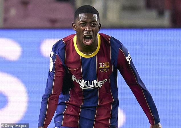 Dembele is enjoying a fine season but his Nou Camp terms are set to run down next summer