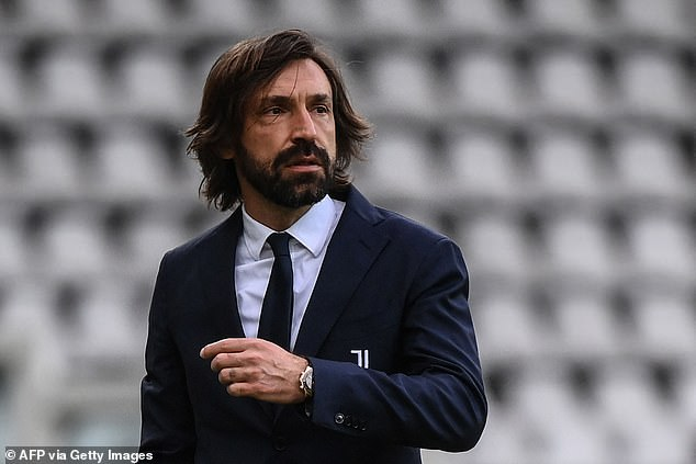 Andrea Pirlo's Juventus are also said to be at the front of the queue for Dembele's signature