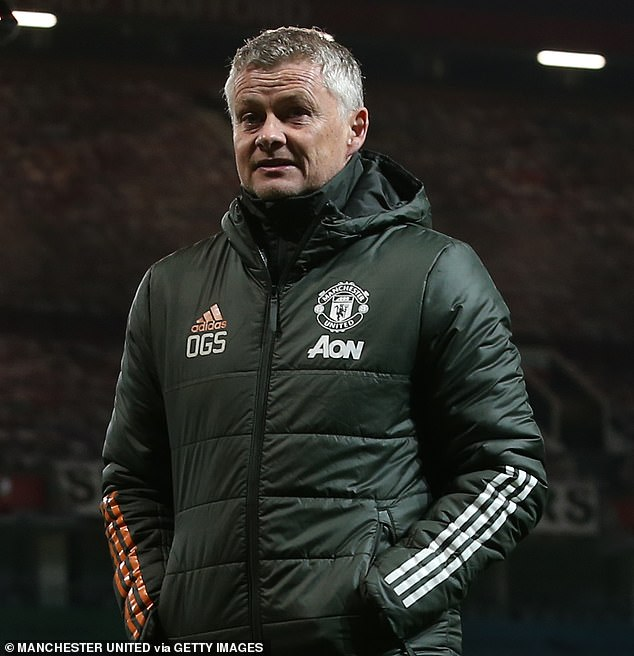 The news will be of interest to Manchester United boss Ole Gunnar Solskjaer amongst others