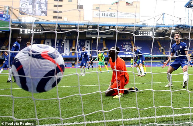 Chelsea's shock defeat at home to West Brom had an impact at both ends of the league table