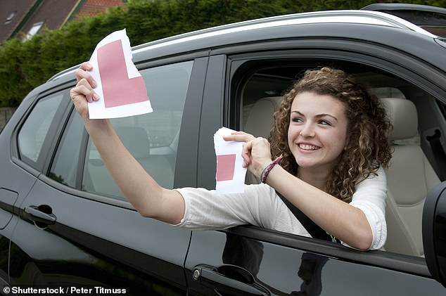 Just 2.95 million people in Britain aged 18 to 25 hold a full licence after a fall from last year