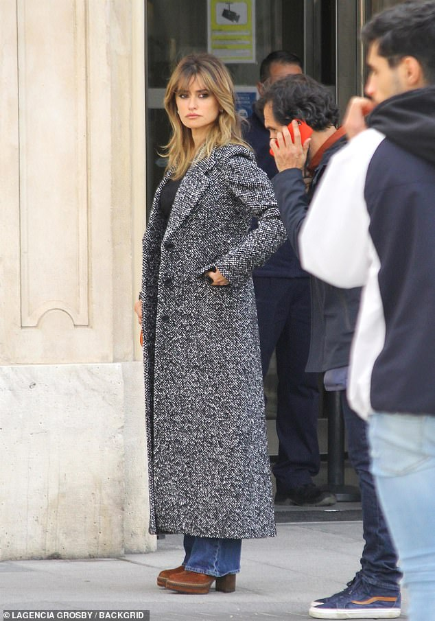 One to watch:Penelope Cruz has been pictured on the set of Parallel Mothers for the first time, a dramawhich explores the story of two mothers who give birth on the same day