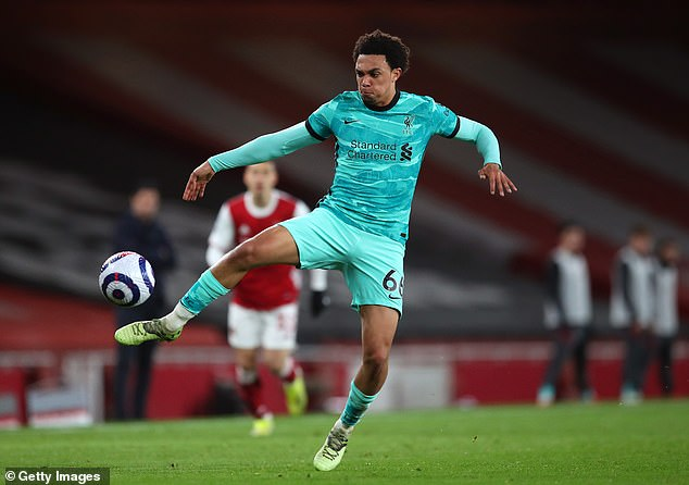 It'd be close to an act of vandalism to leave Trent Alexander-Arnold out of the England squad