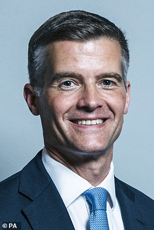 Former Tory chief whip Mark Harper (pictured) - who now chairs the 70-strong Covid Recovery Group of Tory MPs - warned the scheme would create a 'two-tier Britain' and said it was vital that MPs had the final say
