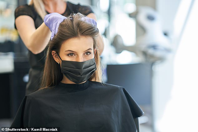 All non-essential shops will be allowed to reopen, as will hairdressers, beauty salons and gyms. Like in Scotland today, queues are expected outside hairdressers as people rush to get a long-awaited trim
