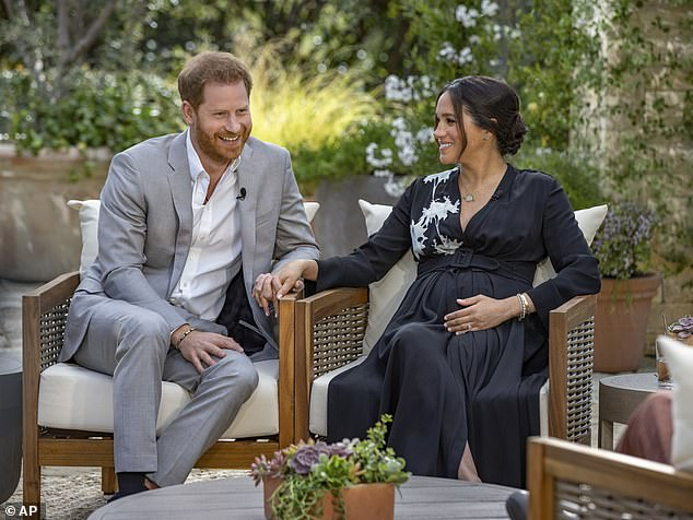 Morgan,DailyMail.com's editor-at-large said he believed the couple were using their royal titles in order to secure deals with Netflix and a podcast with Spotify