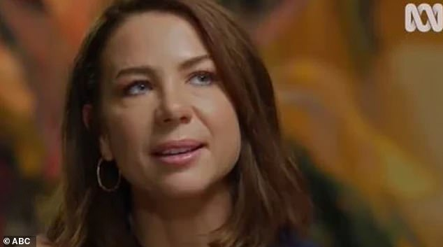 'I was lost': Kate Ritchie will become emotional on Tuesday's episode of Anh's Brush with Fame while reflecting on her decision to leave Home and Away in 2008