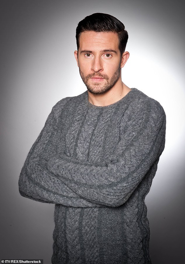 Career change?Former Emmerdale star Michael Parr has joked that he is considering appearing in an adult film after 'a year of not working'