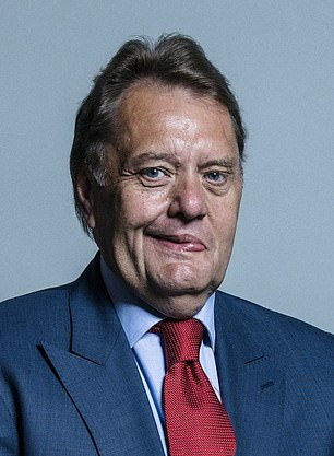 Today Conservative MP Sir John Hayes told the Telegraph that the figures showed a 'disturbing trend'