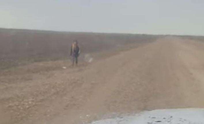 A U.S. Border Patrol agent traveling on a dirt road east of Rio Grande City found an abandoned migrant boy crying and asking for assistance last Thursday after he had been abandoned by a group of migrants that had illegally crossed the Mexico-United States