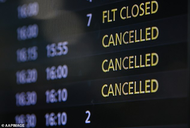 A survey by Consumer Intelligence for Money Mail found that vacationers were the most likely to be left behind due to cancellations caused by the pandemic.