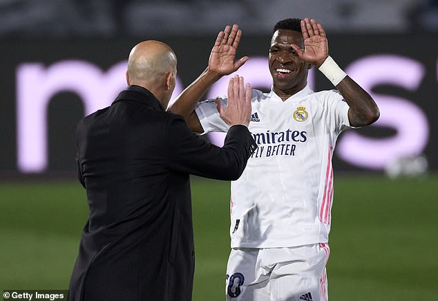 Madrid now control Champions League draw thanks to Vinicius Junior brace