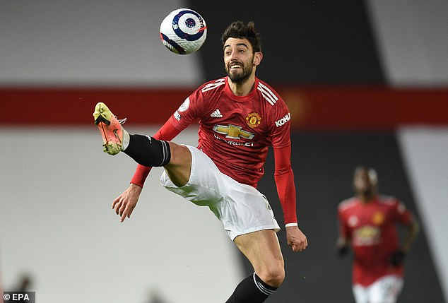 Bruno Fernandes says it isn't enough for Manchester United to just win the Europa League as the ambitious Portuguese star demands the team continue to improve