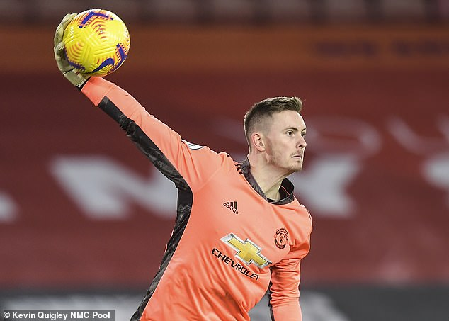 Dean Henderson is set to become Manchester United's No 1 in the very near future