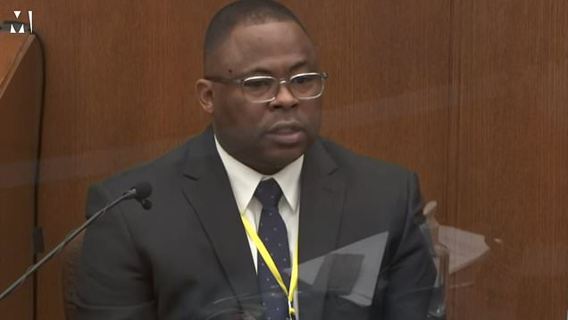 Use of force expert says deadly force was applied to George Floyd