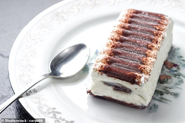 Australians have shared the items they considered to be luxuries when they were 'young and poor', including Viennetta ice cream, which many said was sophisticated (stock image)