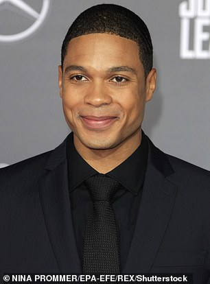 Justice League actor Ray Fisher
