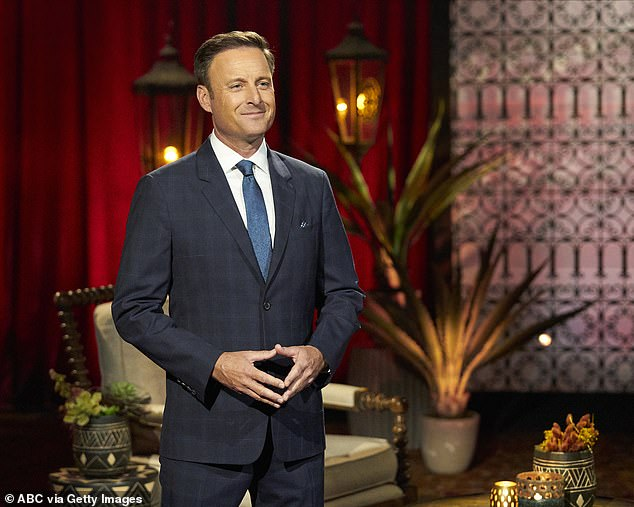 Controversy: Chris Harrison landed amid Kirkconnell scandal after standing up for himself in interview with Rachel Lindsay