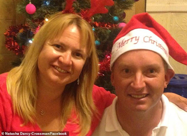 Darcy has pleaded guilty to aiding and abetting suicide but the Crown has rejected the plea, saying Mr Dunbar's $3.5 million estate motivated her to murder
