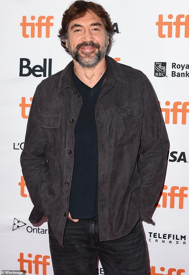 Leading man: Spanish actor and Oscar winner Javier Bardem will play Cuban conductor Desi Arnaz in the film