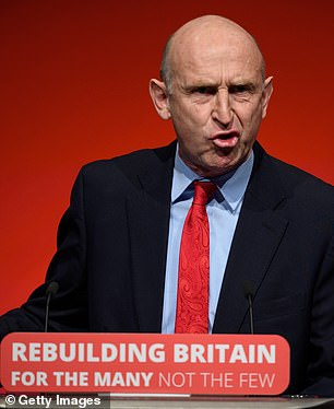 Shadow defence secretary John Healey lobbied the Business Secretary Nadhim Zahawi to hand Greensill £200million in COVID-19 loans 'without delay'. He claims he was protecting jobs in his constituency