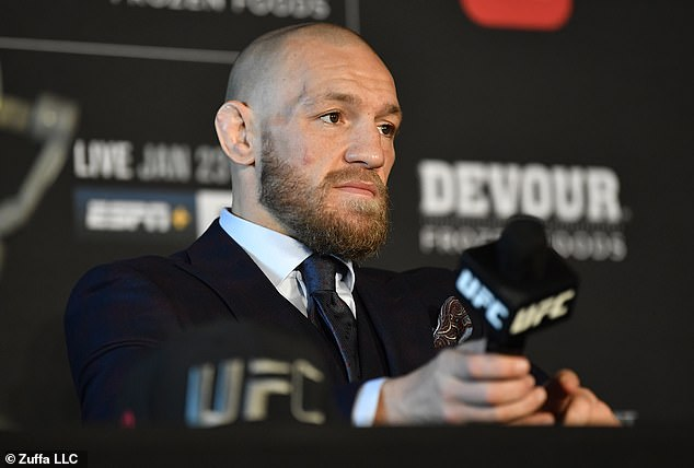 Conor McGregor has hit out at Kamaru Usman, accusing him of stealing his one-liners