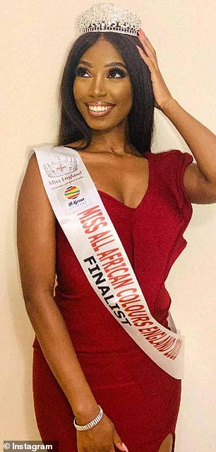 Rehema Muthamia, 24, faced a barrage of phone calls, emails, texts, and Whatsapp messages when her jilted lover Lorenzo Dixon, 27, stalked and harassed her