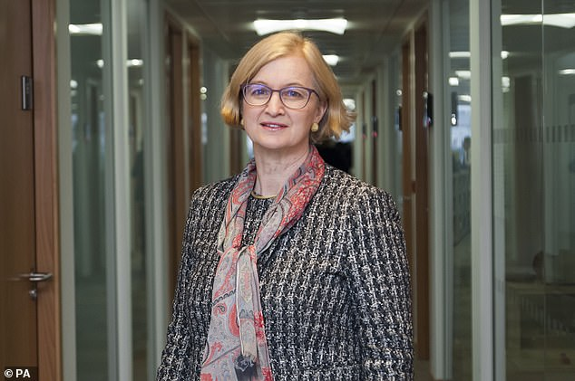 Amanda Spielman says the widespread issues cannot solely be put down to internal culture problems within individual institutions after many were accused of harbouring a 'rape culture'