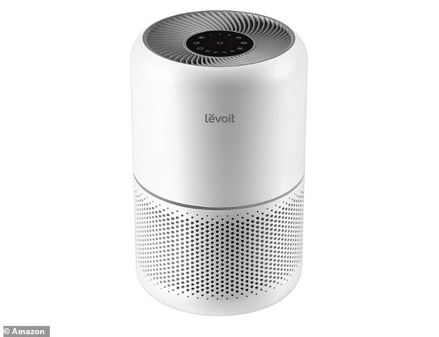 The Levoit H13 True HEPA Filter Air Purifier has amassed over 4,700 five-star reviews from Amazon shoppers -and it's now on sale with £35 off the RRP