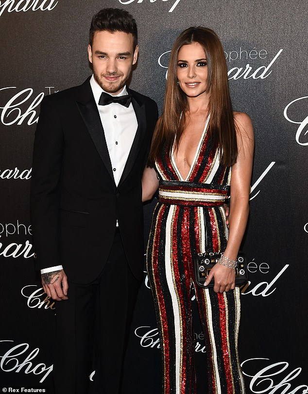 Pals:Liam and Cheryl split back in July 2018, just 16 months after welcoming their son Bear, but the pair have remained on friendly terms