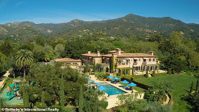 Harry and Meghan moved in to their Montecito home with one-year-old son Archie in July last year