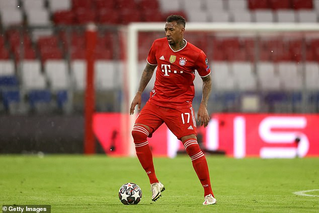 Jerome Boateng will leave Bayern Munich for free this summer, the club have confirmed