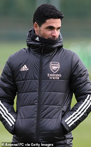 Arsenal boss Mikel Arteta is reportedly looking for a dominant centre half